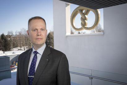 Oululainen Tomi Lantto jatkaa MaRan hallituksen puheenjohtajana