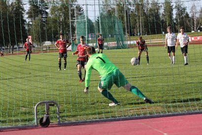 FC Raahelle tärkeä voitto kotiottelusta