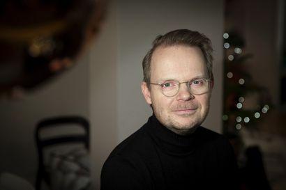 Jaakko Kuusisto lähtee vihreiden kuntavaaliehdokkaaksi Oulussa