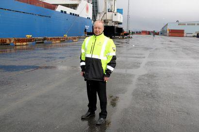 Kemin Ajokseen päässee jatkossa Kiinan sellulaivoilla – valtuusto päätti myöntää takauksen satamayhtiön lainalle