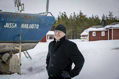 Hailuodon kunnanjohtaja Aki Heiskanen hakee Hämeenlinnan kaupunginjohtajaksi – tehtävään haki kaikkiaan seitsemän henkilöä
