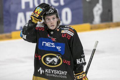 Kärppäpelaajat kelpasivat NHL-seuroille varaustilaisuudessa – Pittsburgh Penguins nappasi maalivahti Blomqvistin, Toronto Maple Leafs puolustaja Niemelän