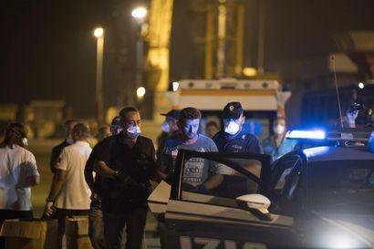 Kansainvälisissä rajavalvontaoperaatioissa on tällä hetkellä mukana 11 suomalaista – Avuntarve näkyy etenkin Välimerellä