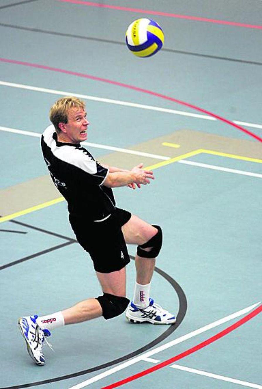 Pekka Kortteinen häärii tällä kaudella yleispelaajana muuallakin kuin verkolla iskijänä.