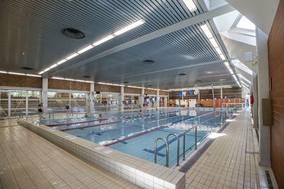 Uimahallipäätös ei kelvannut kaikille–pääaltaan välipohjaratkaisu johti eriävään mielipiteeseen