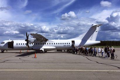Vielä on epäselvää, millä tavalla valtio lähtisi turvaamaan maakuntalentoja – Finnairin oma ratkaisu on siirtymässä lokakuun alkuun