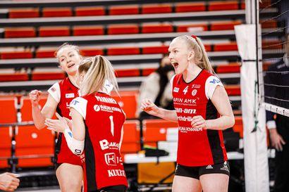 Lentopalloliigojen otteluohjelmat julki – Team Lakkapää ja WoVo avaavat kaudet vieraissa