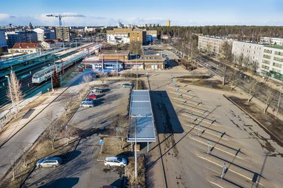 Kaupunkilaisilla mahdollisuus osallistua ja vaikuttaa Raksilan asemakeskuksen suunnitteluun –alueelle on tarkoitus rakentaa ainakin linja-autoasema, liiketiloja, hotelli ja asumista