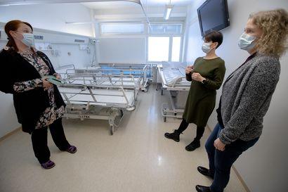 Täällä on tilaa opiskelijoiden syksyllä tulla – Sairaanhoitajakoulutukselle on katsottu valmiiksi opetustilaa Raahen sairaalasta