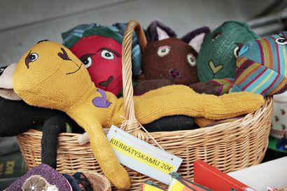 Operaatio Nuuttipukki kannustaa lapsia kierrättämään vanhat lelunsa – lelut lahjoitetaan Oulun alueen vähävaraisille perheille