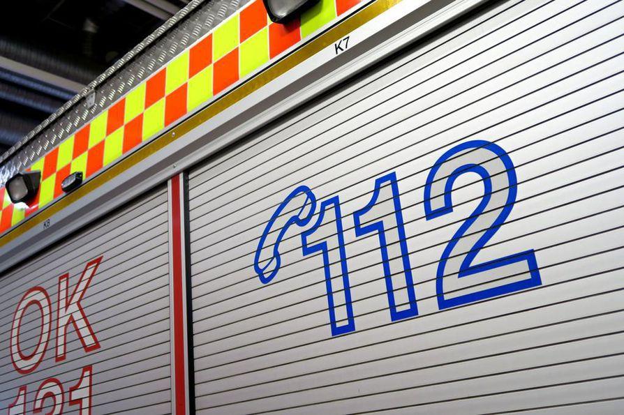 Palon syttymissyystä ei ole vielä varmuutta, mutta pelastuslaitoksen mukaan tahallisen ilkivallan mahdollisuutta ei voi sulkea pois. Kuvituskuva.
