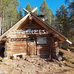Pohjoisen kansallispuistoissa ja luonnonpuistossa tehtiin useita kunnostustöitä kesän kuluessa – kävijämäärissä huima kasvu