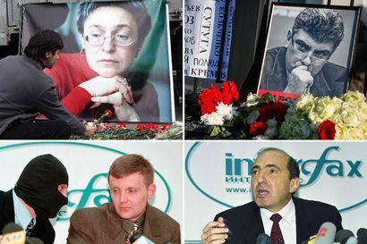 Venäjään kytkeytyvien 15 kuolemantapauksen verkko jäi briteiltä tutkimatta – kunnes häikäilemätön murhayritys kemiallisella aseella pakotti lopettamaan Putinin hyvittelyn