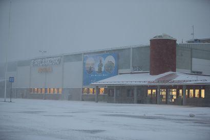 Jää saadaan Raahen jäähalliin entistä aikaisemmin