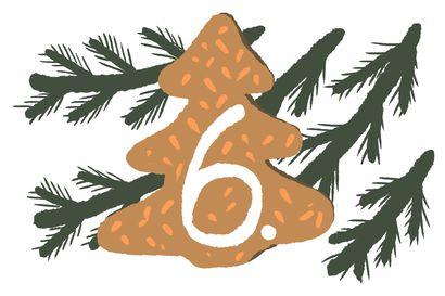 Lapin Kansan Joulutarina: Tonttukansan lahja, luukku 6