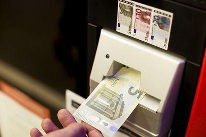 Suomesta löytyi 1496 seteliväärennöstä viime vuonna