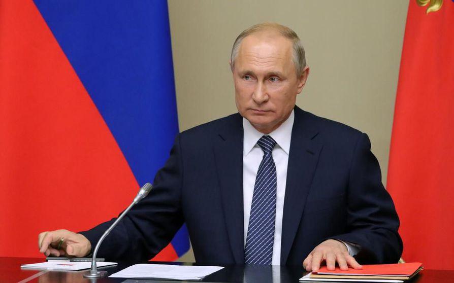 Räjähdyksen aiheuttajaksi epäillään Burevestnik-ohjusta, joka on Venäjän presidentin