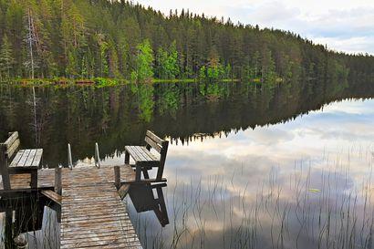 Kalavesien kunnostuksessa alkaa uusi aika –Metsähallitus alkaa kunnostaa kokonaisia valuma-alueita