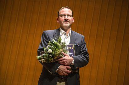 Niels Burgmann voitti Seitakuoron sävellyskilpailun
