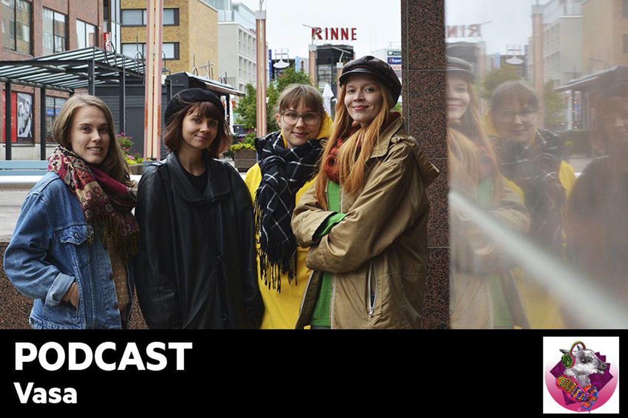 Kuuntele Vasan podcast: Kerskakulutus ei lopu, vaikka kaupan vaihtaisi kirppikseen – Mistä vaatteet oikein kannattaisi hankkia?