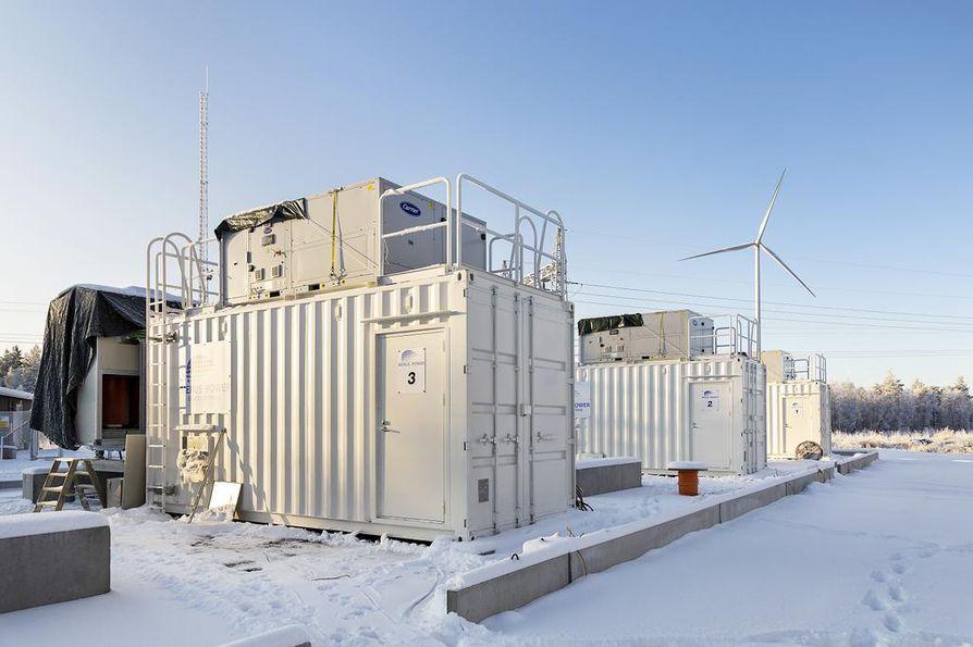 Tuuliwatin jättihanke on 3,5 miljoonan euron investointi.