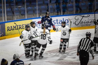 """RoKin valmentaja Tuomas Liitola rökäletappion jälkeen: """"Tätä ei parane muistella"""""""