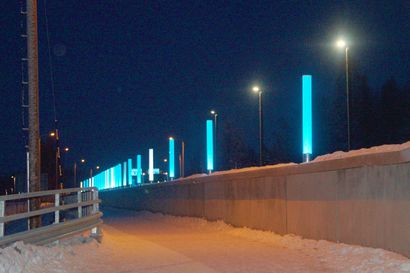 Iijoen sillankaiteita vaaditaan vaihtoon kuntalaisaloitteella – jokinäkymä halutaan takaisin