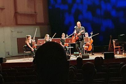 Putron Raahen konsertti siirtyy - uusi yritys aprillipäivänä 2022