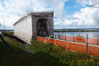 Kemijärven rataa peruskorjataan tänä vuonna 2,9 miljoonalla eurolla