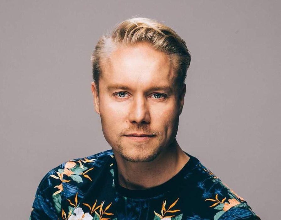 Ari-Pekka Ruha asuu nykyään Tampereella.