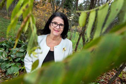 Hannele Niemi jatkaa Lapin yliopiston hallituksen johdossa