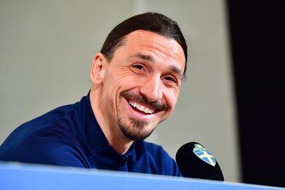 """Neljän vuoden takainen polvivamma herätti Zlatanin – """"Ajattelin, että en voi lopettaa näin"""""""