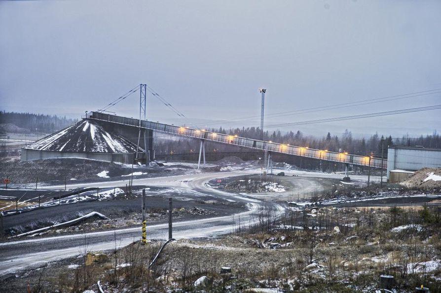 Avi järjesti katselmuksen Talvivaaran purkuputkeen liittyen.