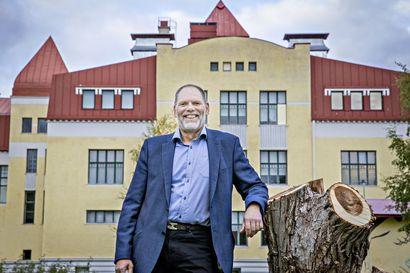 Verokarhu viihtyy pohjoisen luonnossa –60 vuotta täyttävä Verohallinnon pääjohtaja Markku Heikura on aina miettinyt, miten asiat voisi tehdä paremmin