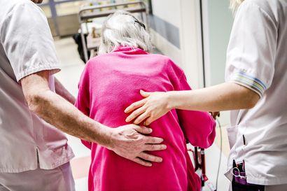 Vanhushoivan suuriin muutoksiin on valmistauduttava jo nyt