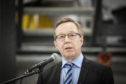 Ministeri Lintilä: Selvityshenkilö kartoittamaan Naantalin tilannetta Nesteen jalostamon mahdollisen lakkauttamisen vuoksi