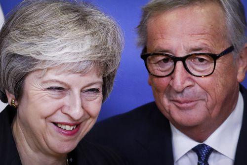 EU ja Britannia pääsivät nyt alustavaan sopuun myös tulevista suhteistaan 20892dfef4