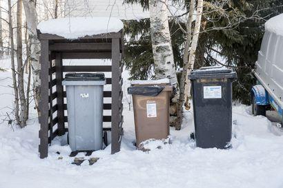 Vuodenvaihteesta alkaen Pudasjärven jätehuollon urakoijaksi tulee Urbaser Oy – muovinkeräys käynnistyy ensi vuoden alussa