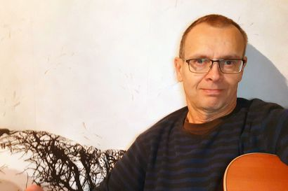Ape Nieminen musisoi Pudasjärven seurakuntatalolla: Rukous Suomen puolesta -konsertti tiistaina
