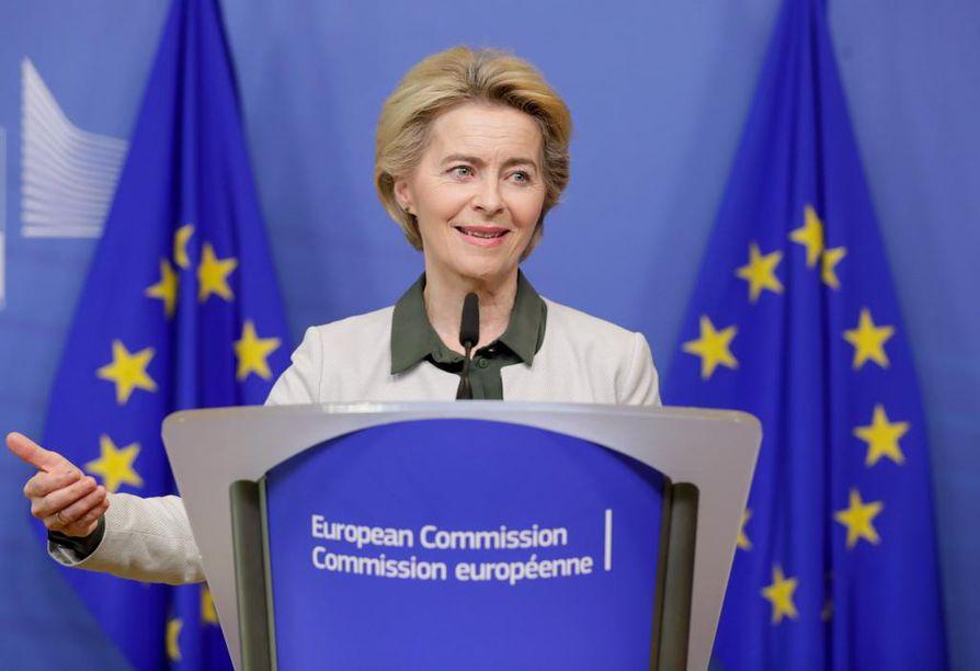 Ursula von der Leyenin komission lähes kaikille talouden aloille levittäytyvä ohjelma on kokoelma tavoitteita, suuntaviivoja ja painopisteitä. Kuitenkin vasta toteutus ratkaisee