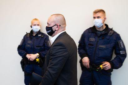 Liivijengi United Brotherhoodin jäsenille pitkiä vankeustuomioita jengirikosvyyhdissä – jengipomo sai lähes 10 vuoden vankeustuomion