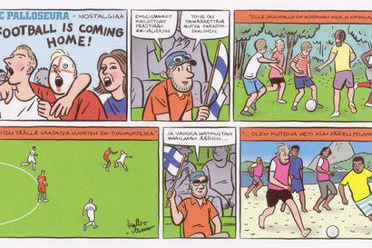 Arvio: Kissat ja jalkapallo pääosissa kotimaisissa sarjakuvauutuuksissa