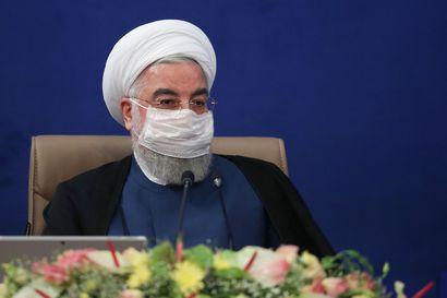 Iranin presidentti: Iranilla ei ole varaa sulkea talouttaan uudelleen tartuntapiikin vuoksi – torstaina covid-19-tautiin kuoli maassa 221 ihmistä