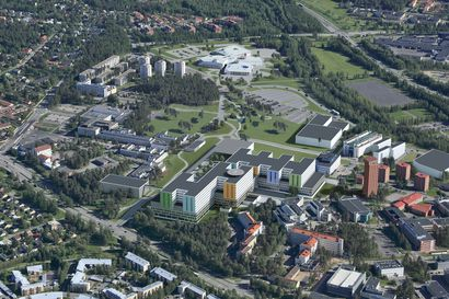 Pohjois-Pohjanmaan sairaanhoitopiiri valitsi uuden infrapalvelujohtajan – Ollipekka Huotari siirtyy virkaan OSAOn palveluksesta