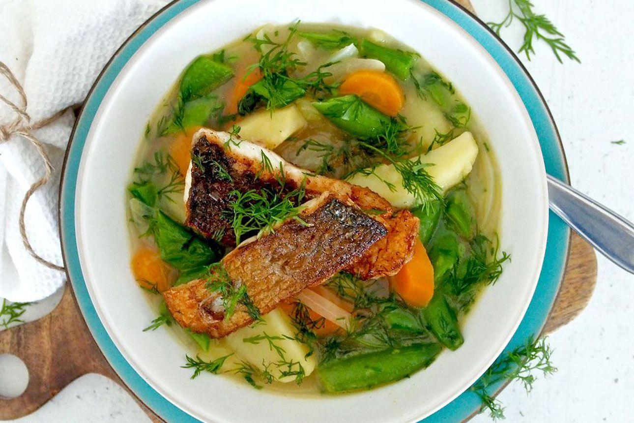 Supervaivaton arkiruoka syntyy myös kotimaisesta kalasta