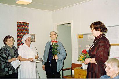 Saloisten vanhainkoti oli vanhusten oikea koti jossa ei tunnettu muistisairautta