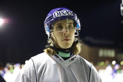 Vuoden jääpalloilijaksi Ruotsissa valittu Tuomas Määttä siirtyy Habarovskiin