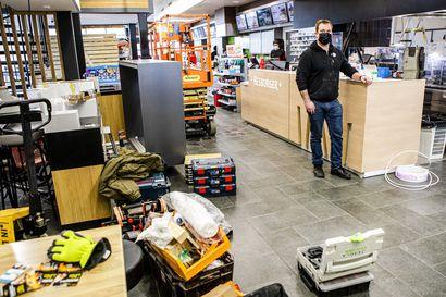 Tervolaan tulee Hesburger – Investointi hampurilaisiin maksaa yrittäjälle lähes puoli miljoonaa euroa