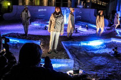Näyttävä live-lähetys Arctic Festival & Fashion Show talviselta catwalkilta – katso nyt!