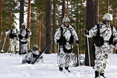 Oikulliset talvet vaikuttavat jo sodankäyntitaitoon – sotilaat eivät välttämättä pääse suksille koko palvelusaikanaan